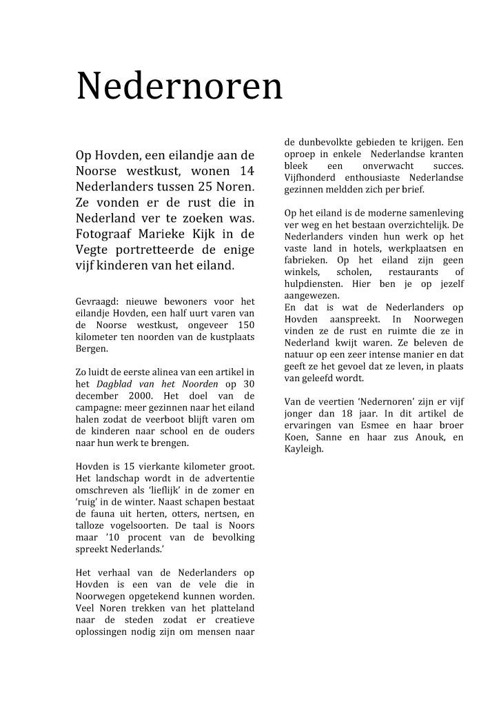 tekst VK magazine