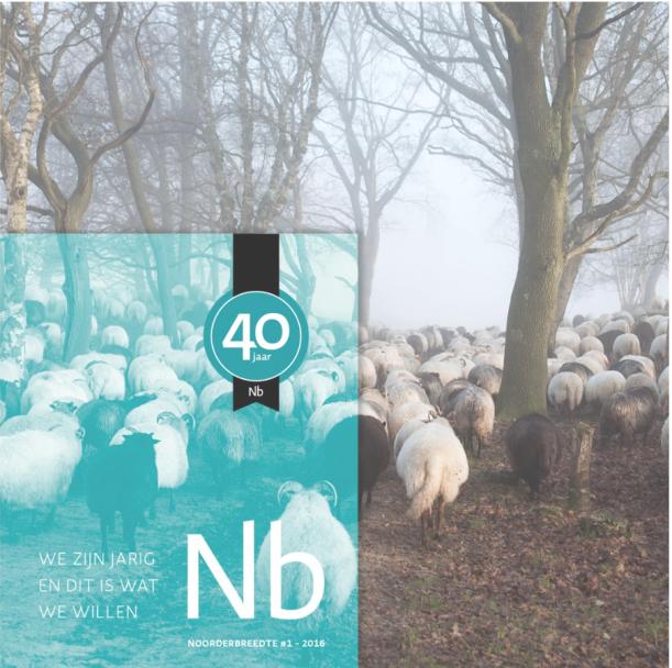 Noorderbreedte. Vanaf 2010 fotografeer ik voor het tijdschrift Noorderbreedte, dat zich druk maakt over het landschap van Noord Nederland en de beleving ervan. Ik krijg de vrij hand en maak beeldverhalen van de mens in zijn omgeving.